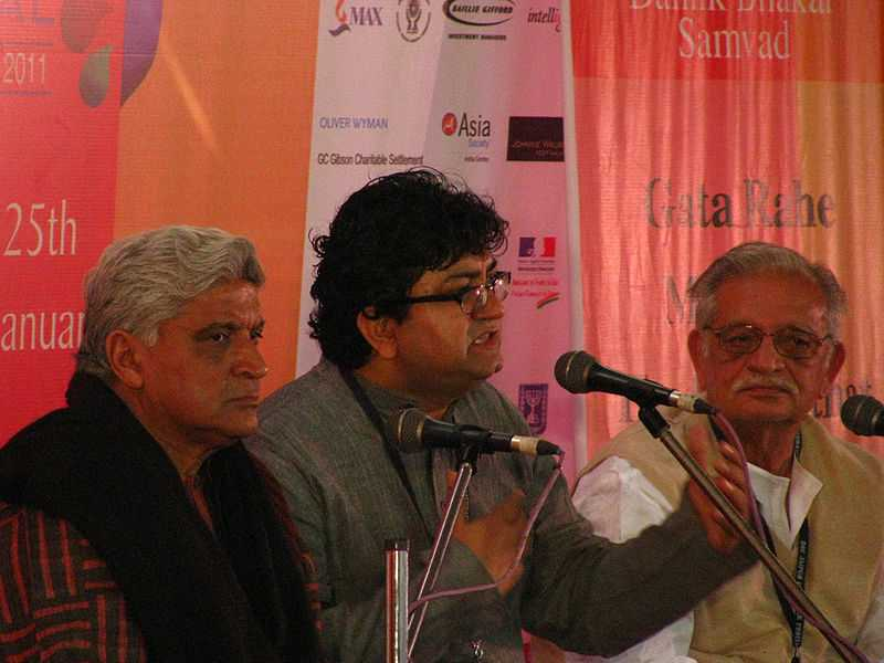 Jaipur Literature Festival celebration in India