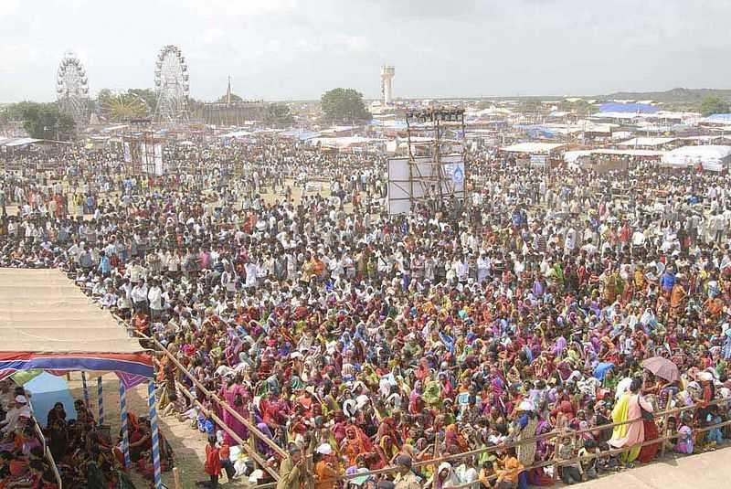 Tarnetar Mela Gujarat Festival Celebration