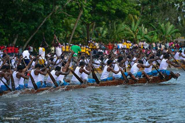 Boat Race Kerala Fair and Festival of India