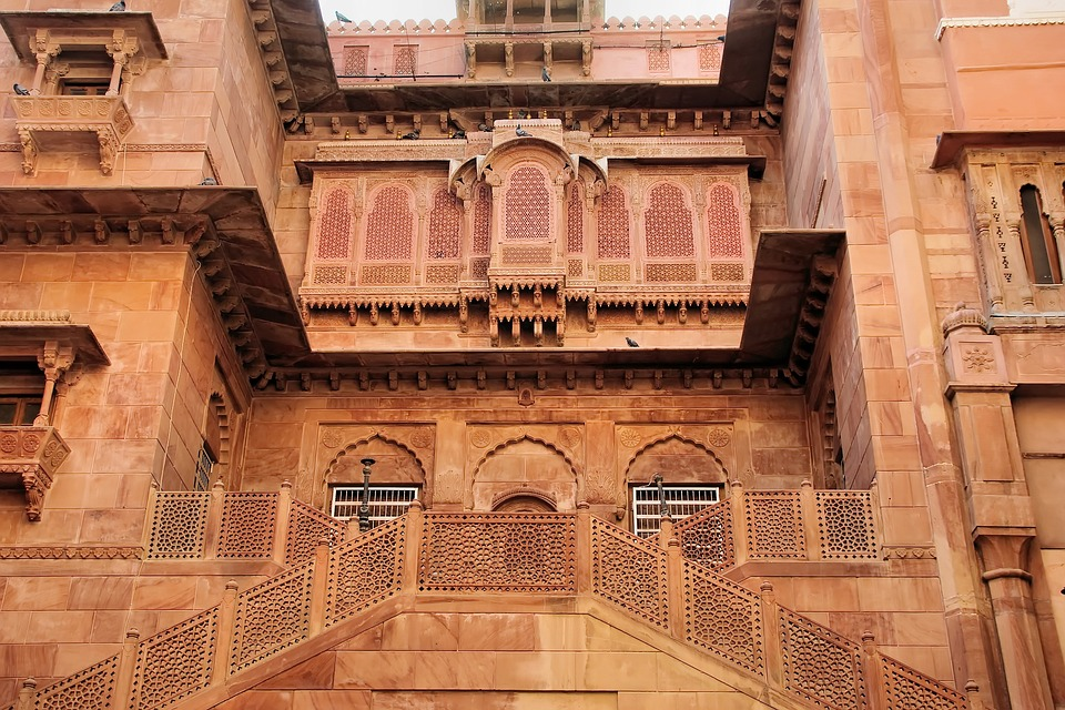 Bikaner, Best places to visit in January