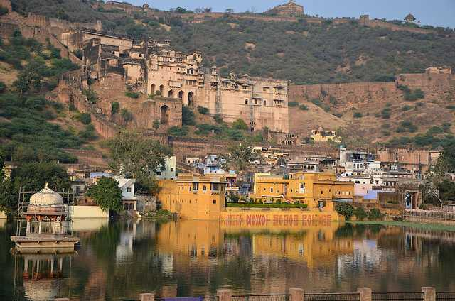 Bundi long weekend holidays in india
