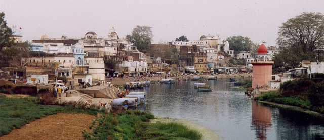 Chitrakoot, places to visit near delhi in winters