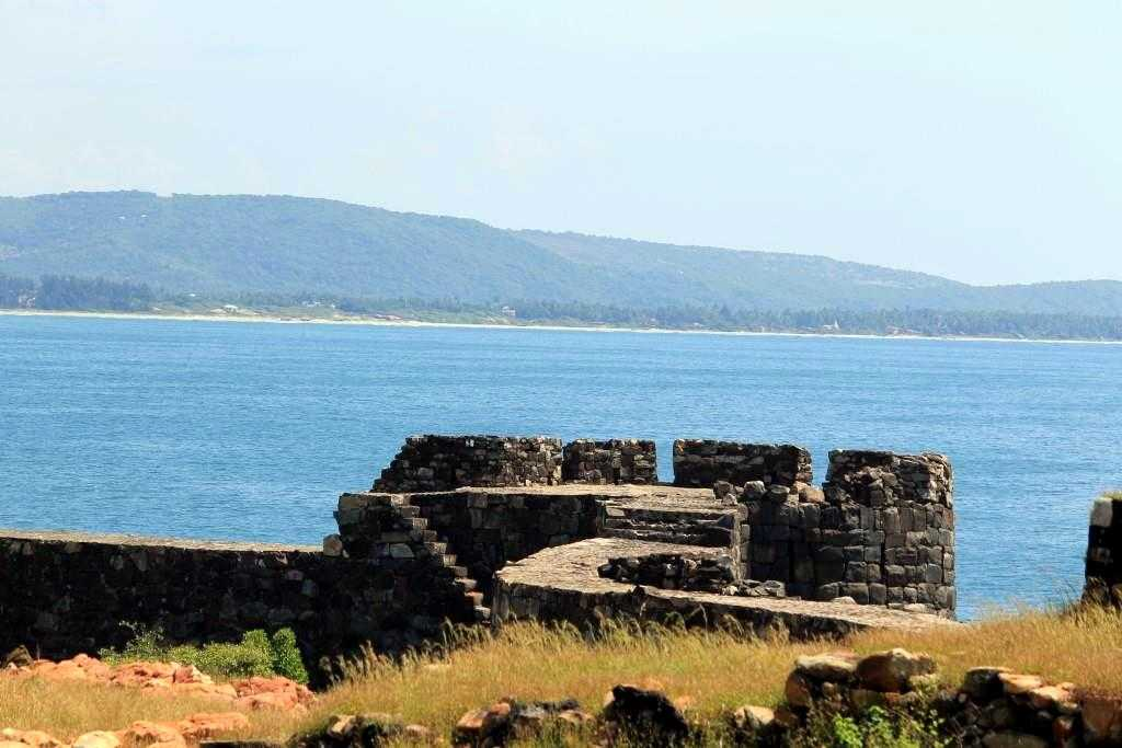 Sindhudurg Fort : places to visit in tarkarli