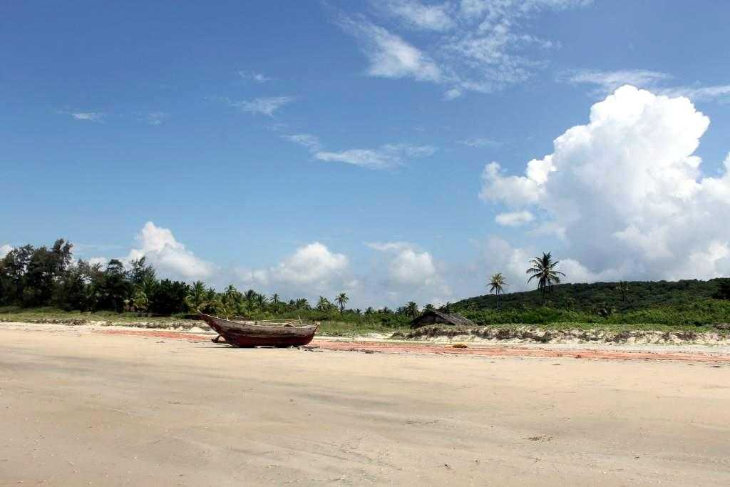 Tarkarli beach, places to visit in tarkarli