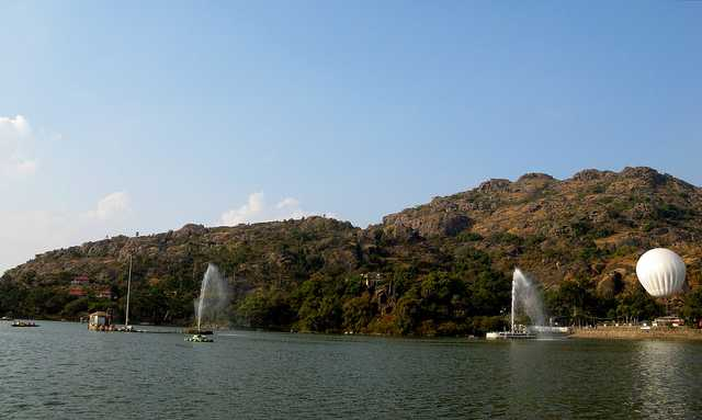 Mount Abu, places to visit in winter near mumbai