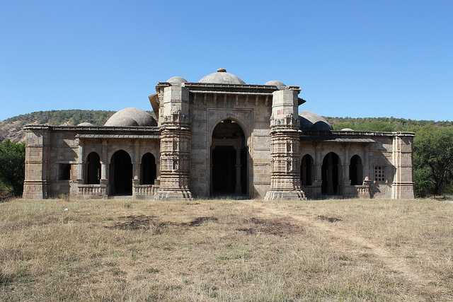Champaner, Places to visit in winter