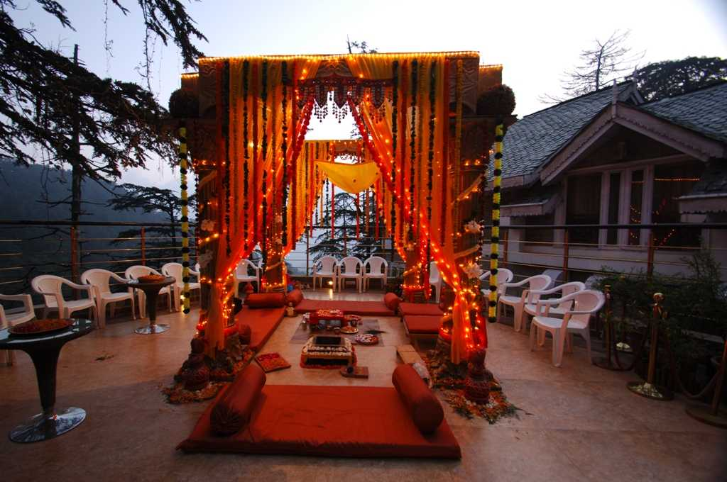 himalaya, Destination weddings in india