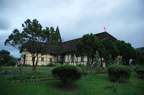All Saints Church, Places to visit in meghalaya