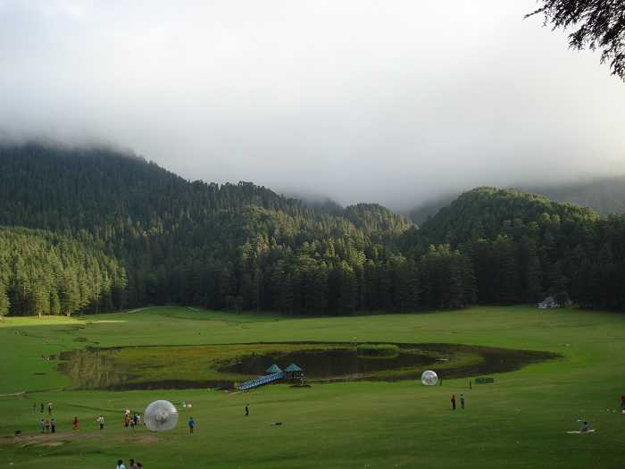 Khajjiar offbeat lesser known place in India