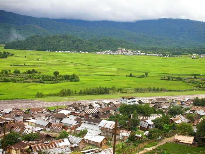 Ziro, an unexplored place to visit in North East