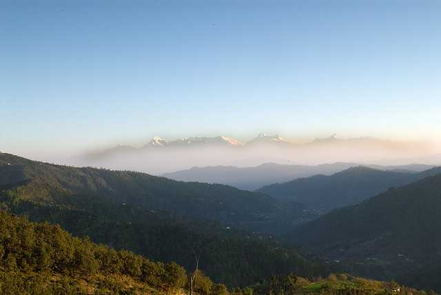 Mukteshwar, places to visit near delhi in winters
