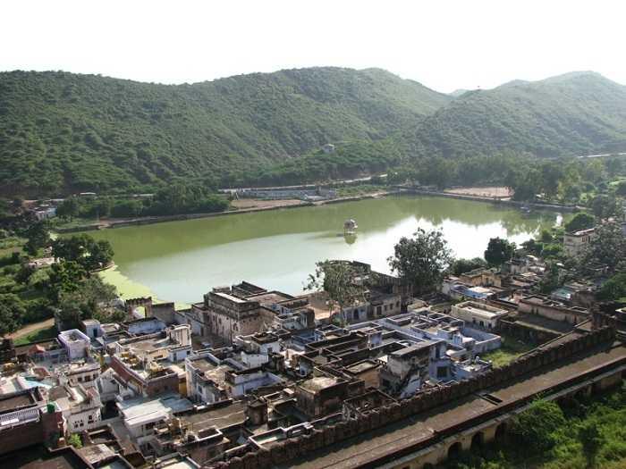 Nawal Sager Lake offbeat holiday place