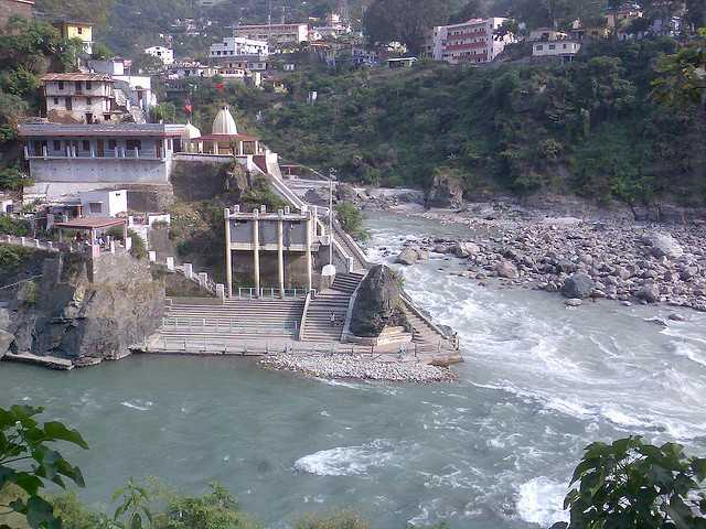 Rudraprayag, places to visit in winters in Delhi