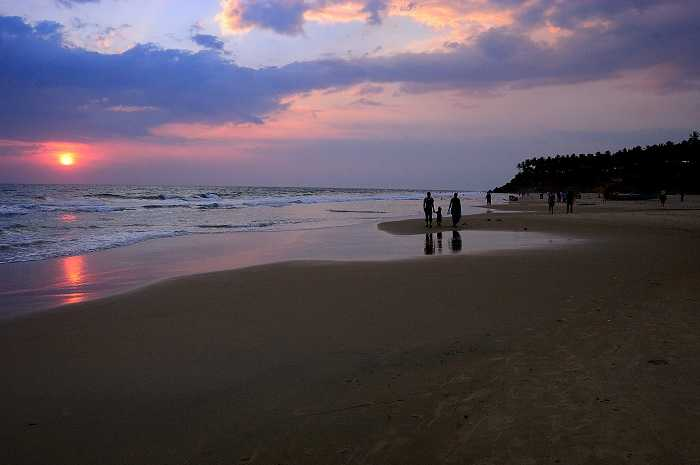 Varkala offbeat beach travel destination