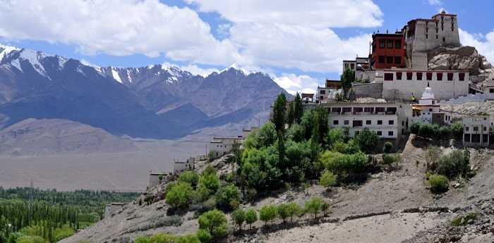 Hemis lesser known place in Himalayas
