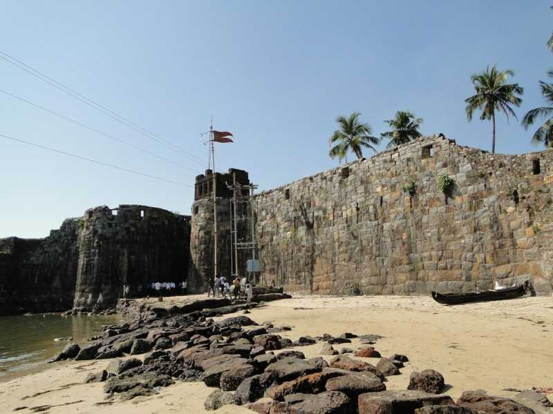 Sindhudurg Fort, Maharashtra, Forts in India