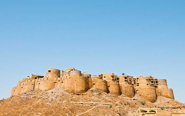 Jaisalmer, places to visit near delhi in winters