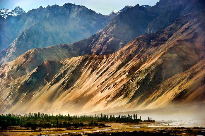 Nubra Valley Himalayas great offbeat destination