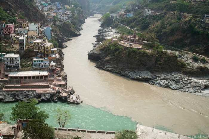 Devprayag offbeat place for holiday