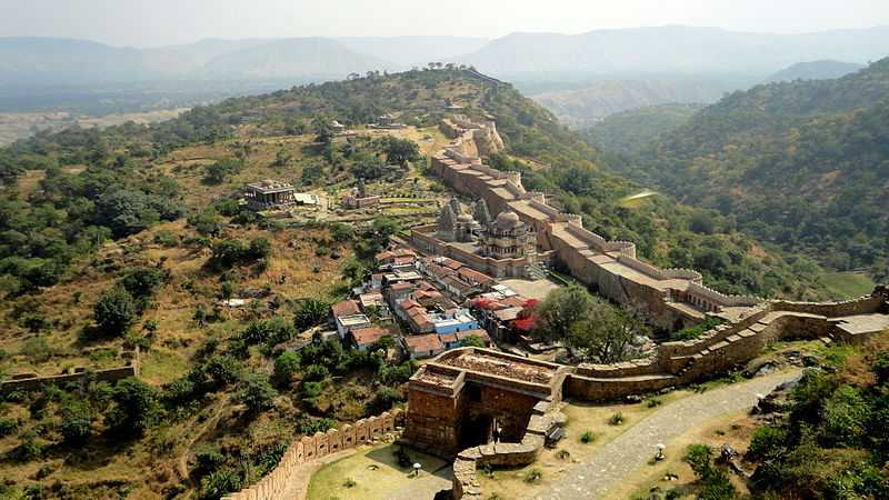 Kumbhalgarh Fort, Forts in india