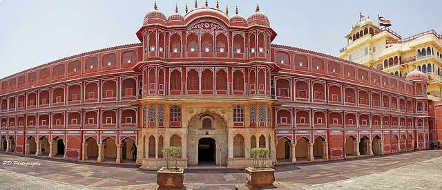 City Palace, Palaces in India