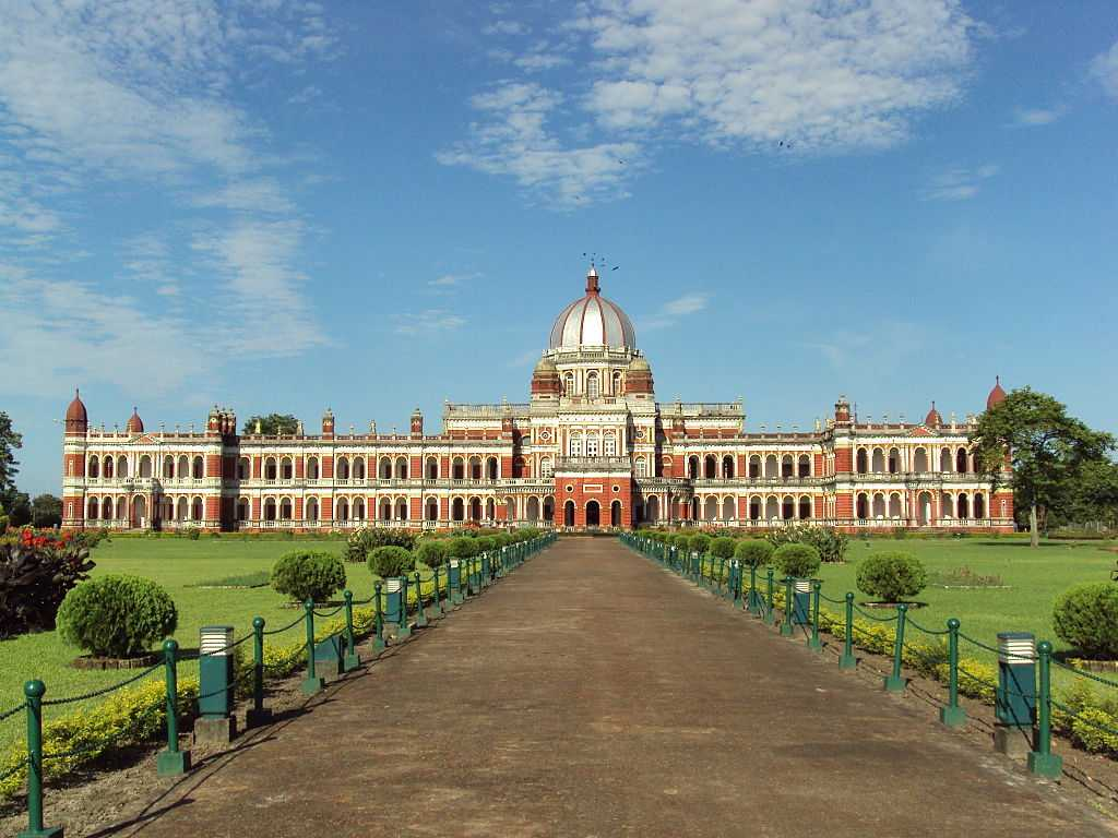Cooch Behar Palace, Palaces in India