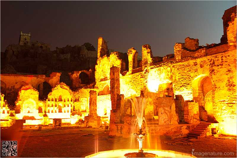 Golconda Fort, Palaces and Forts in India