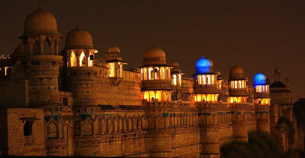 Gwalior Fort, forts in India