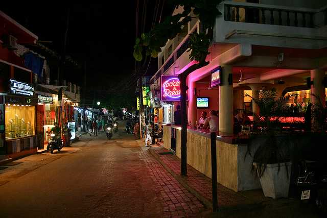 Discotheques, Nightlife in goa