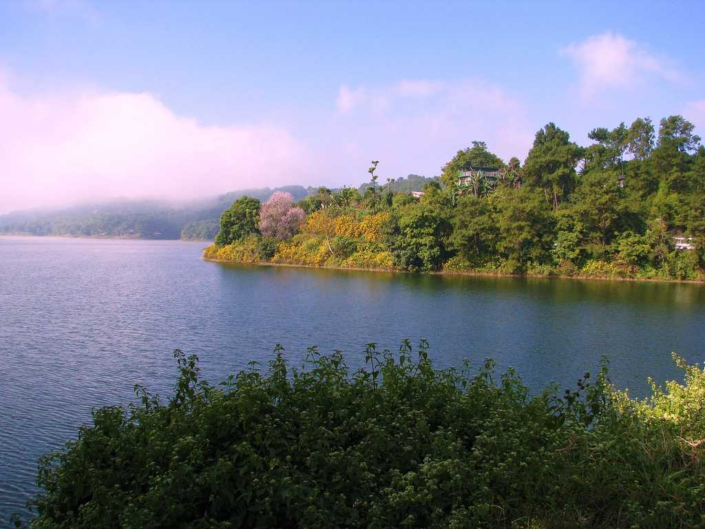 Umiam lake, Places to visit in meghalaya