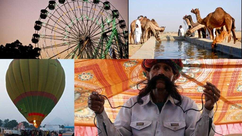 pushkar mela, pushkar fair, pushkar camel fair 2017