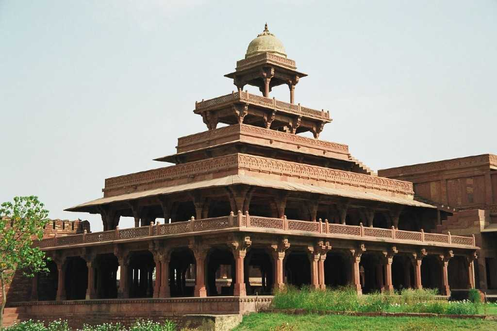 fatehpur sikri, Palaces in India