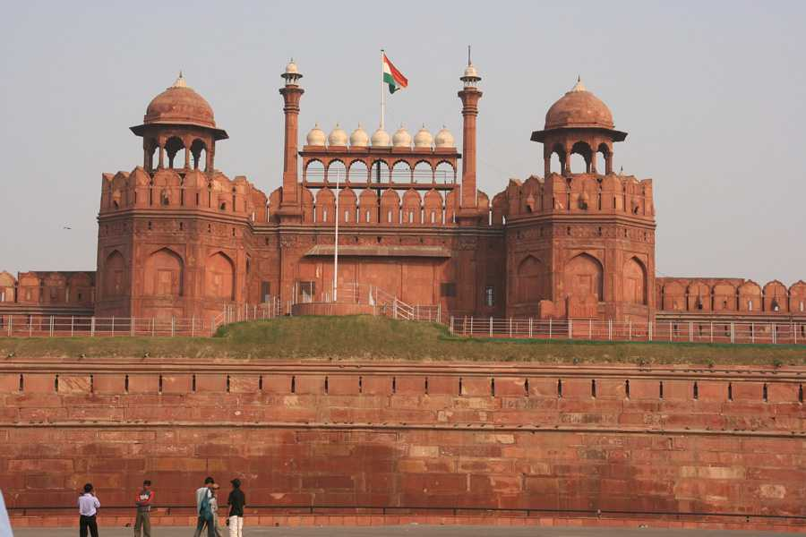 Red Fort, India's forts