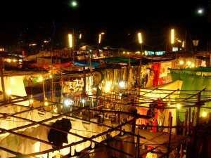 Saturday Night Flea Market, Arpora (Source)