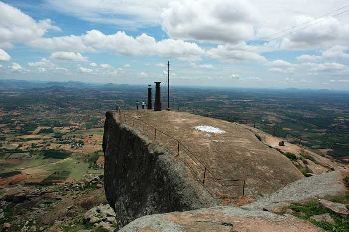 Shivagange offbeat travel option south india