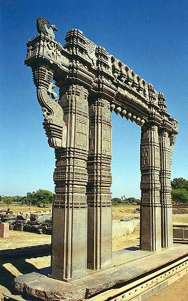 Warangal Fort, Forts in India