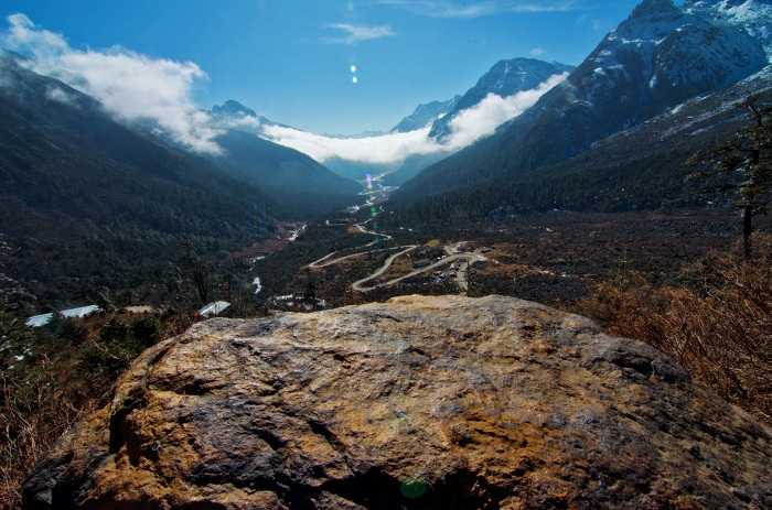 North Sikkim offbeat travel in himalayas