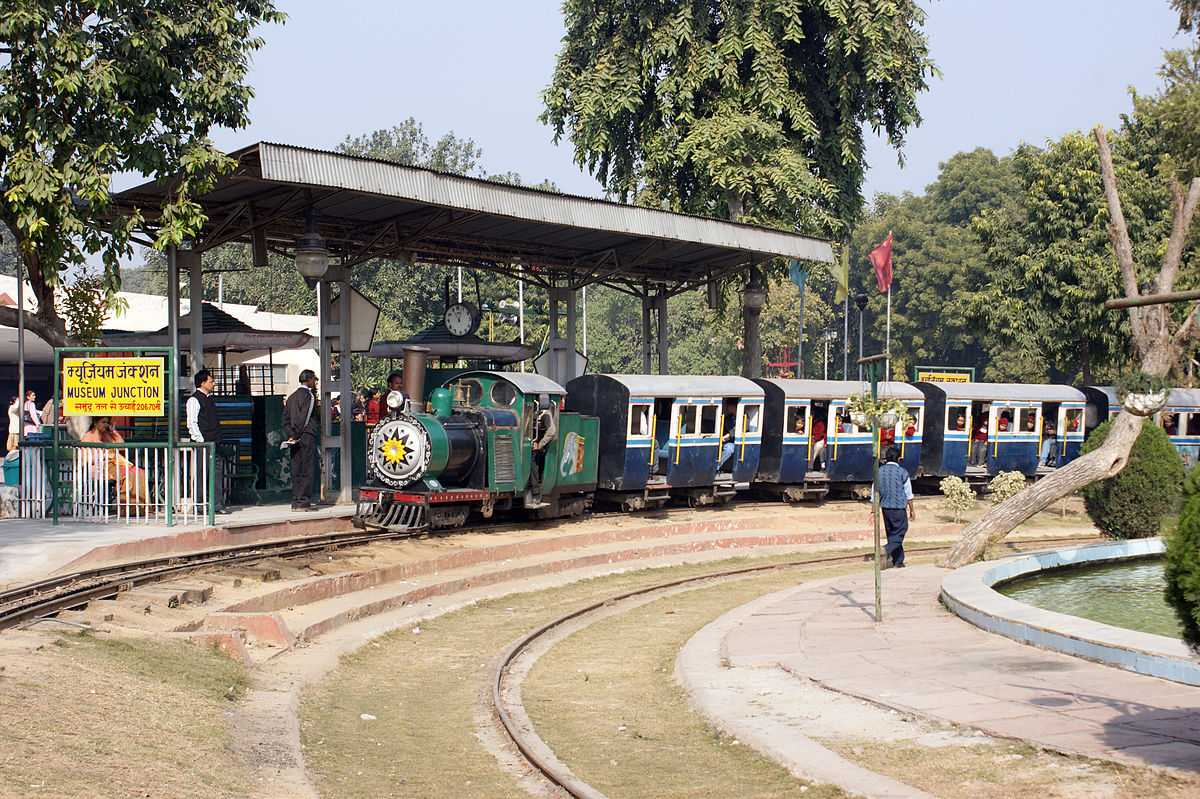 Rail Museum, Delhi | Offbeat museums in India