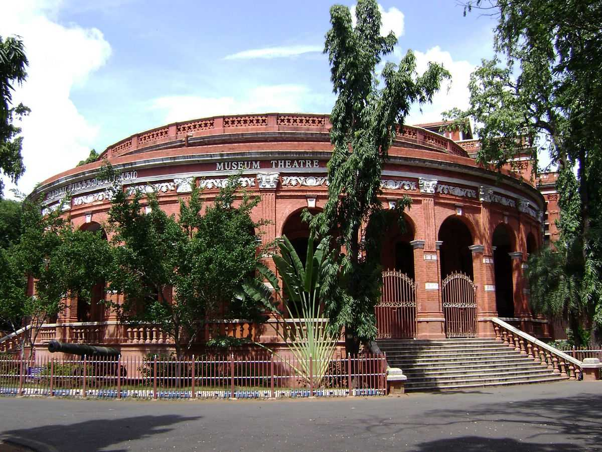 Government Museum, Chennai | Museums in India