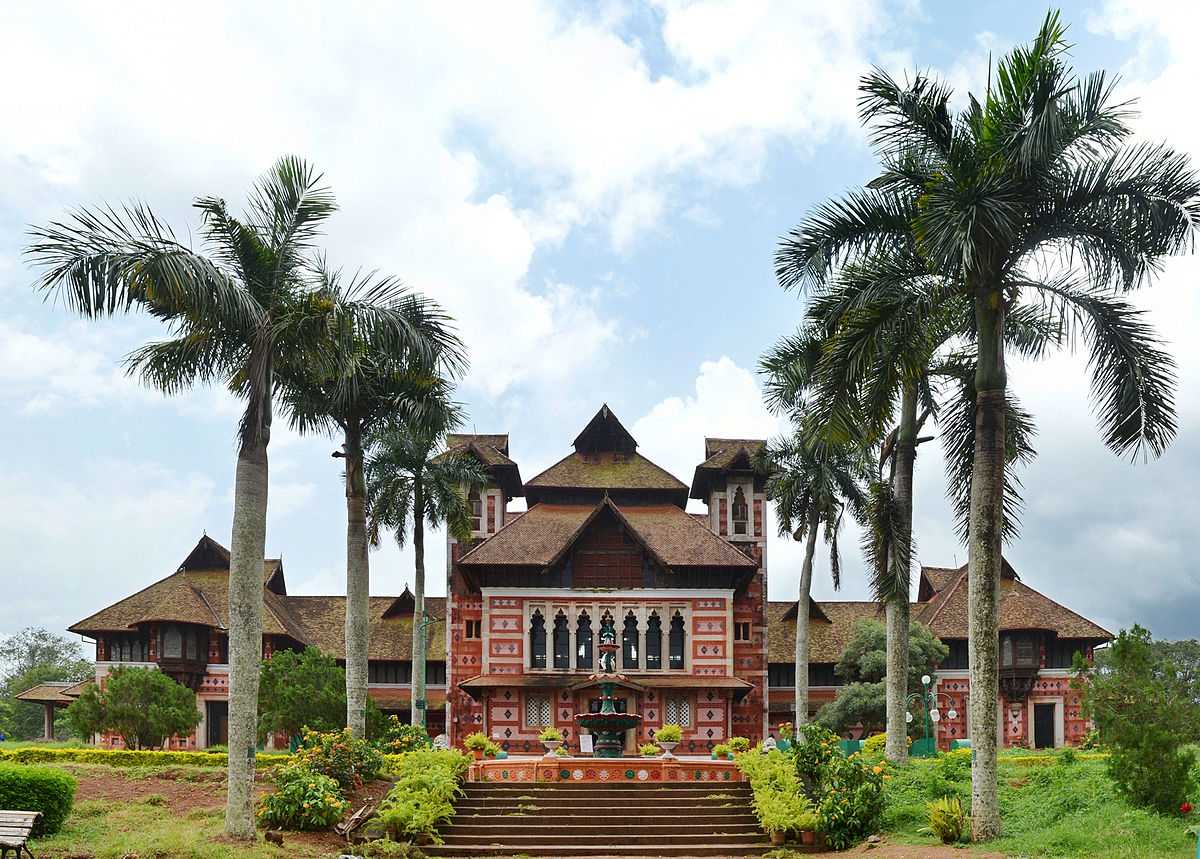 Napier Museum Thiruvananthapuram, Museums in India