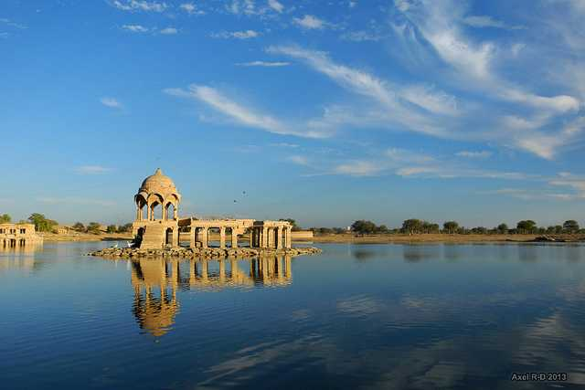 Gadisagar Lake, Desert Safari Jaisalmer