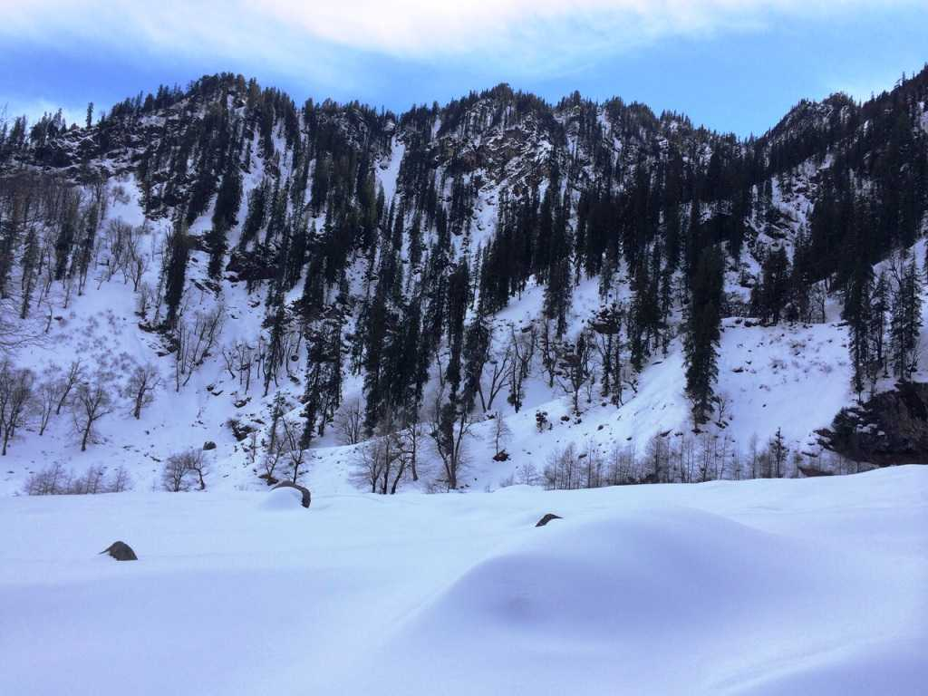 Manali travelogue and places to visit near Manali