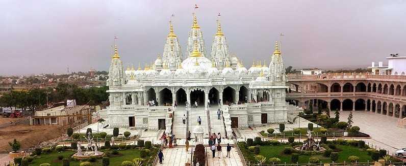 Sri Swaminarayan Temple, Kutch Rann Utsav