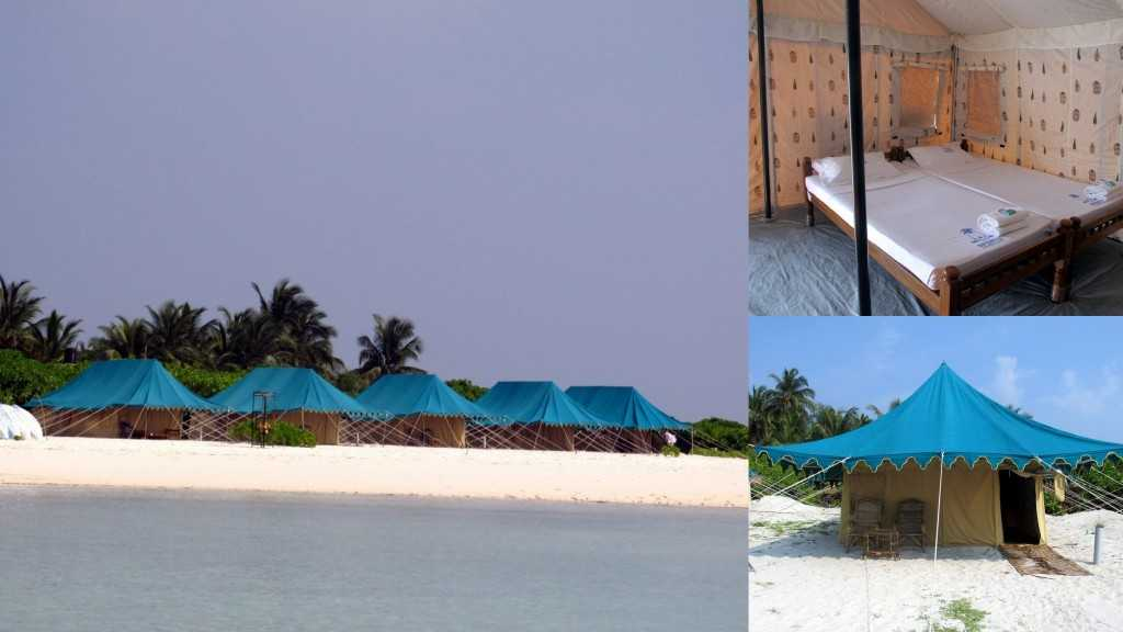 Places to stay in Lakshadweep Tenthouses