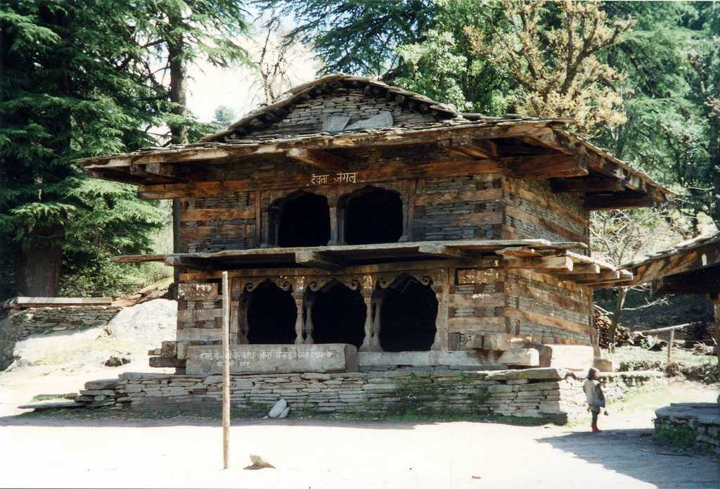 rumsu,  places near manali