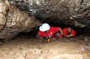 Cave in chakrata