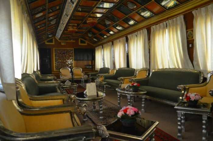 Palace on Wheels, India's Luxury trains
