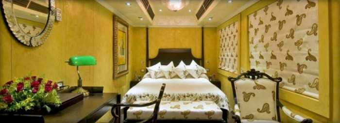 Palace on Wheels - Luxury Trains in India