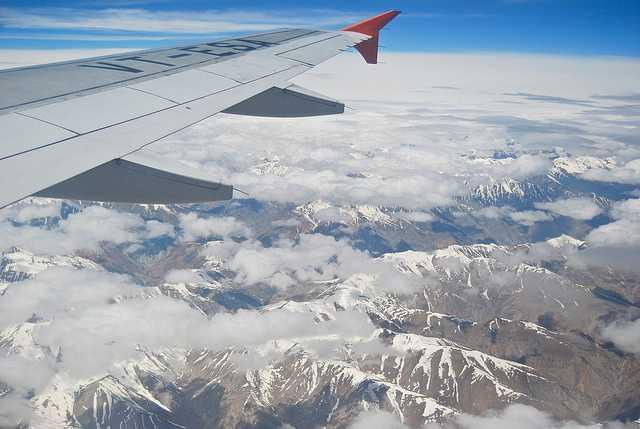 Arriving at Leh, Chadar Trek