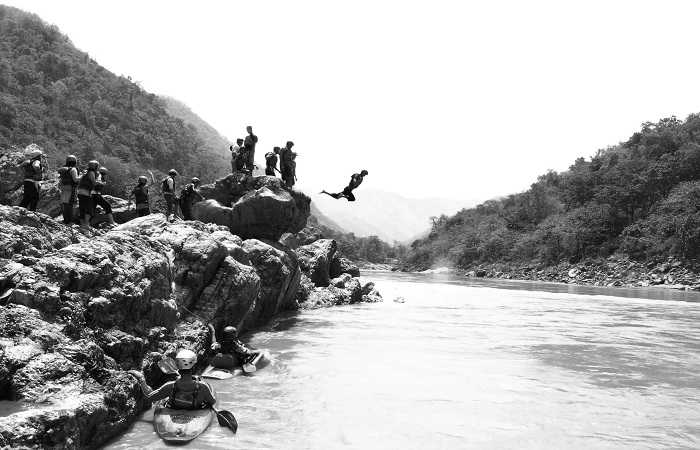 Adventure sports at Rishikesh, Places To Go After Graduation With Your Friends